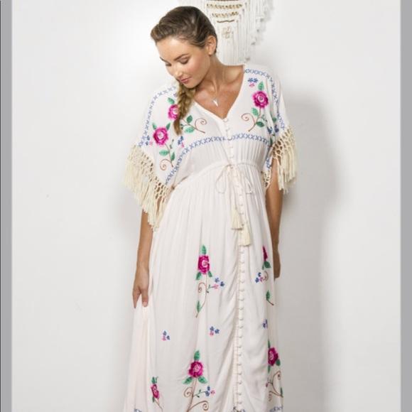 12993c2614 Fillyboo Maternity Kaftan   Dress